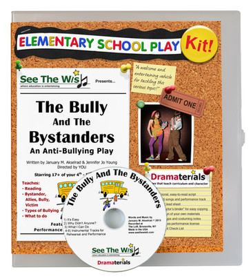 """""""Bully and Bystanders"""" Theater Kit"""