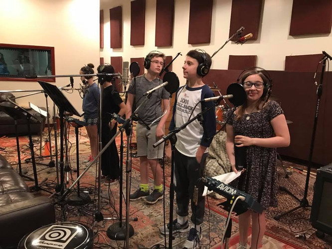 2017 Cast Records Vocal Reference Tracks