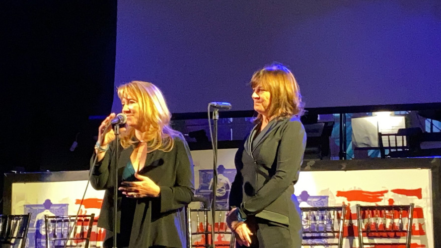 BAFP Co-Founders Honored at Broadway Gala