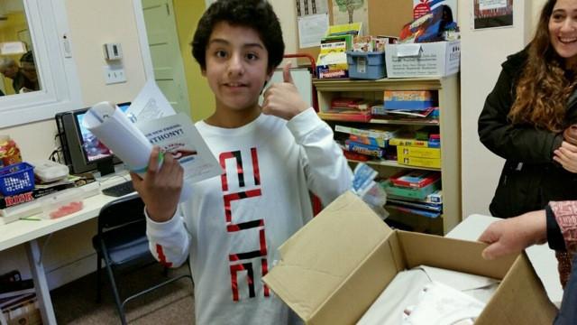 """1st Friend Mail Recipient """"Anthony""""!"""