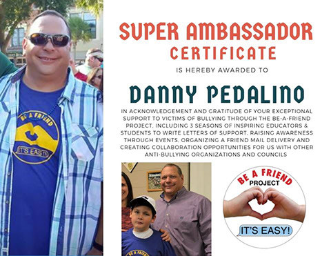 Danny Pedalino