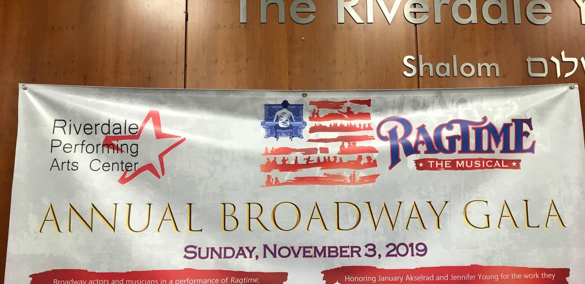 2019 RRS Annual Broadway Gala