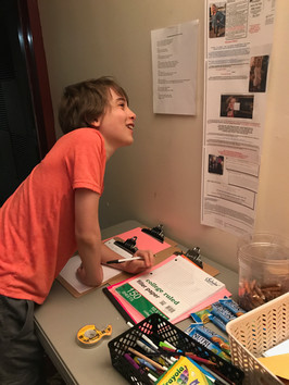 Sawyer writes a letter of support!