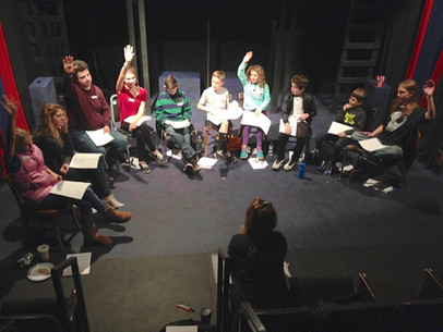2015 Theater Lab: Youth Cast