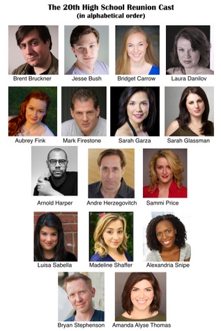 """Adult Cast: 2017 Professional Run Of """"It's Easy!"""""""