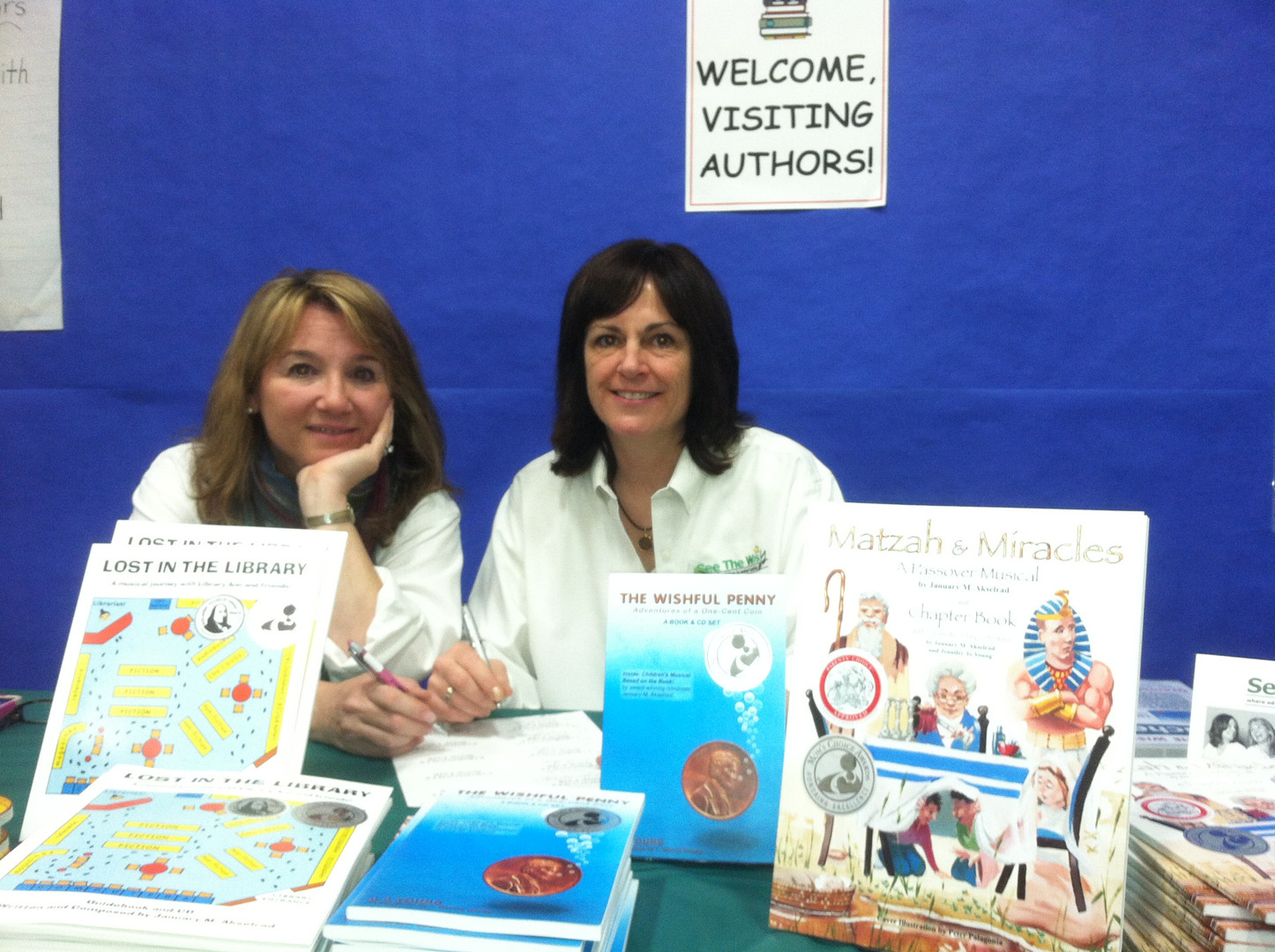Author Signing in CT