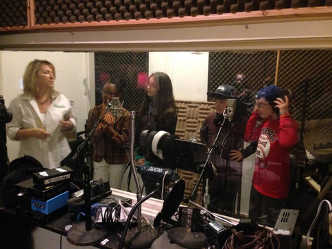 "Cast Recording: 2015 ""IT'S EASY!"" Production"