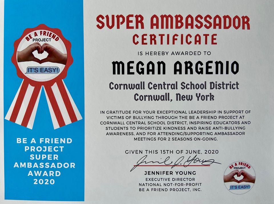 Megan Argenio