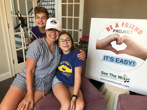 Cast Parent, Lily Diaz-Withers, becomes Founding Board Chair in 2019 and remains as Board Director and Super Ambassador in 2020!