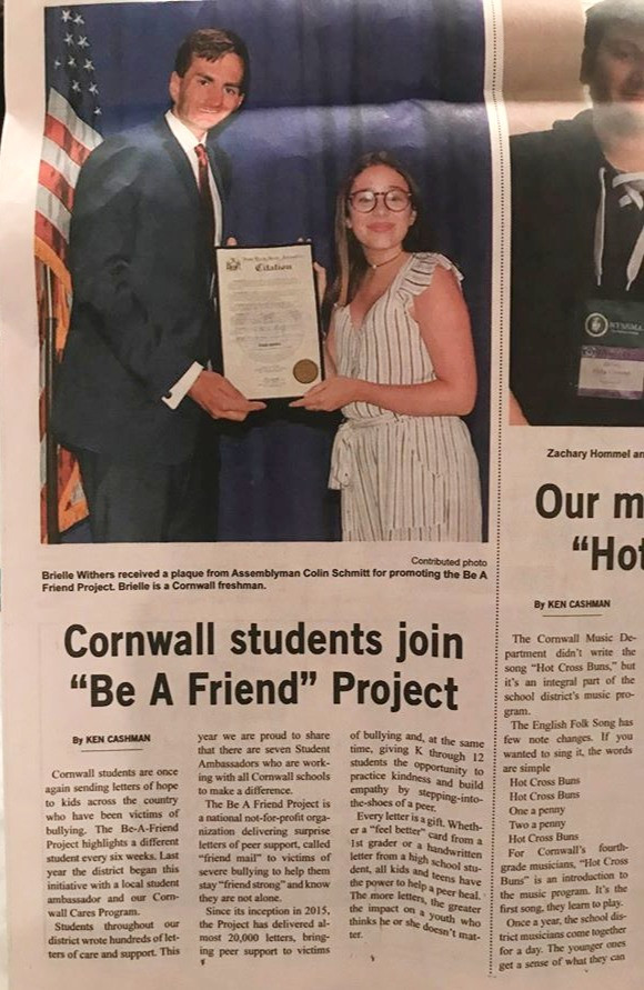 Brielle in the News!