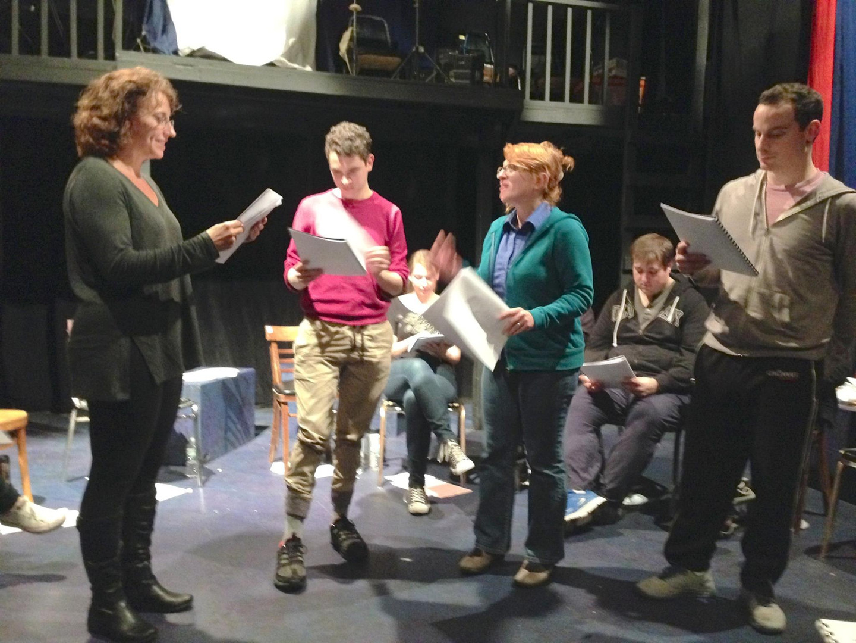 2015 Theater Lab: Adult Cast