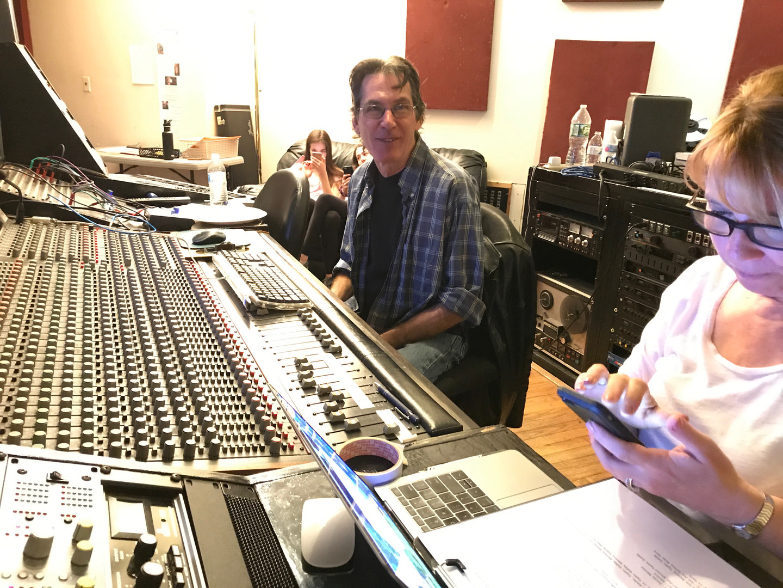 Matt Noble, Sound Engineer