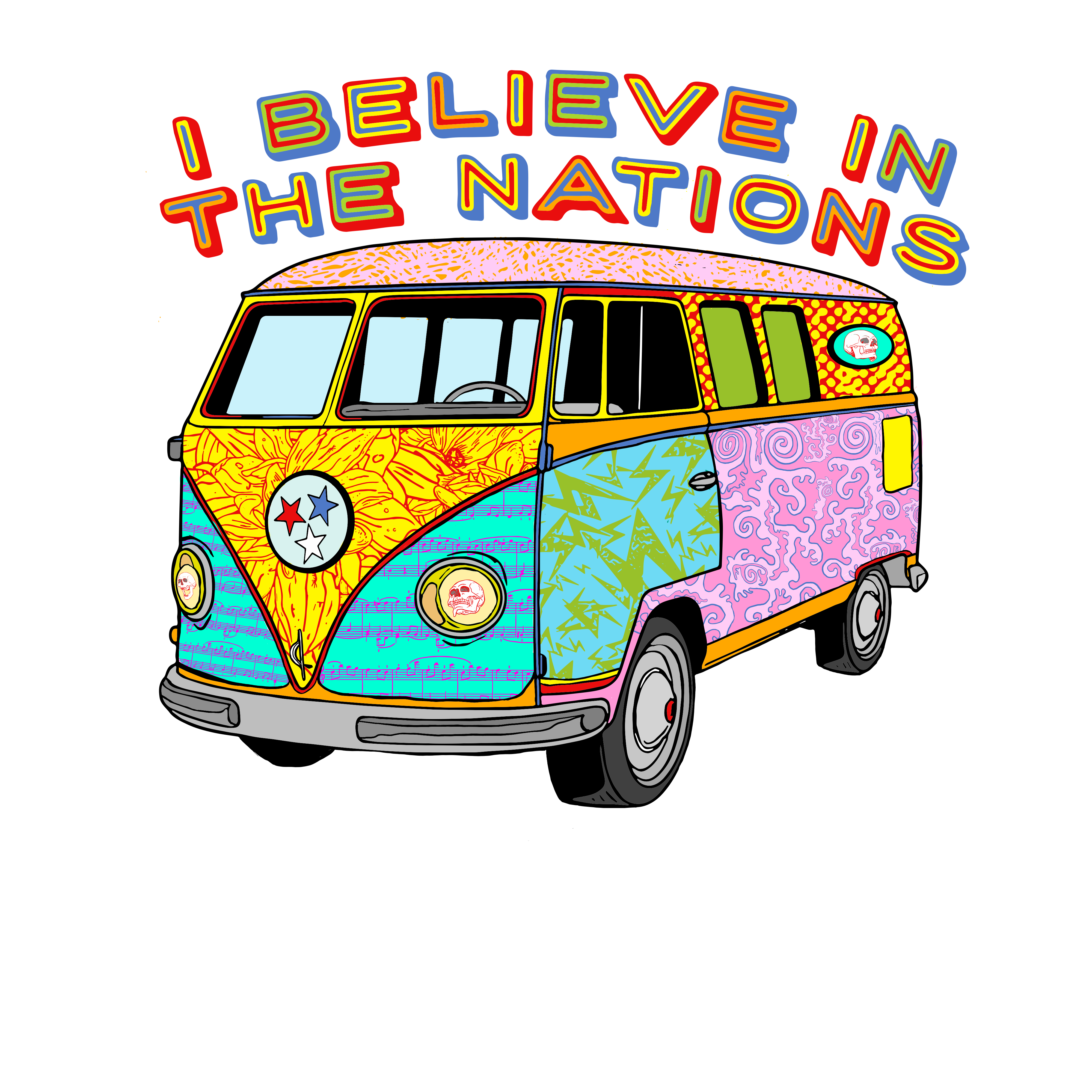 I Believe In The Nations