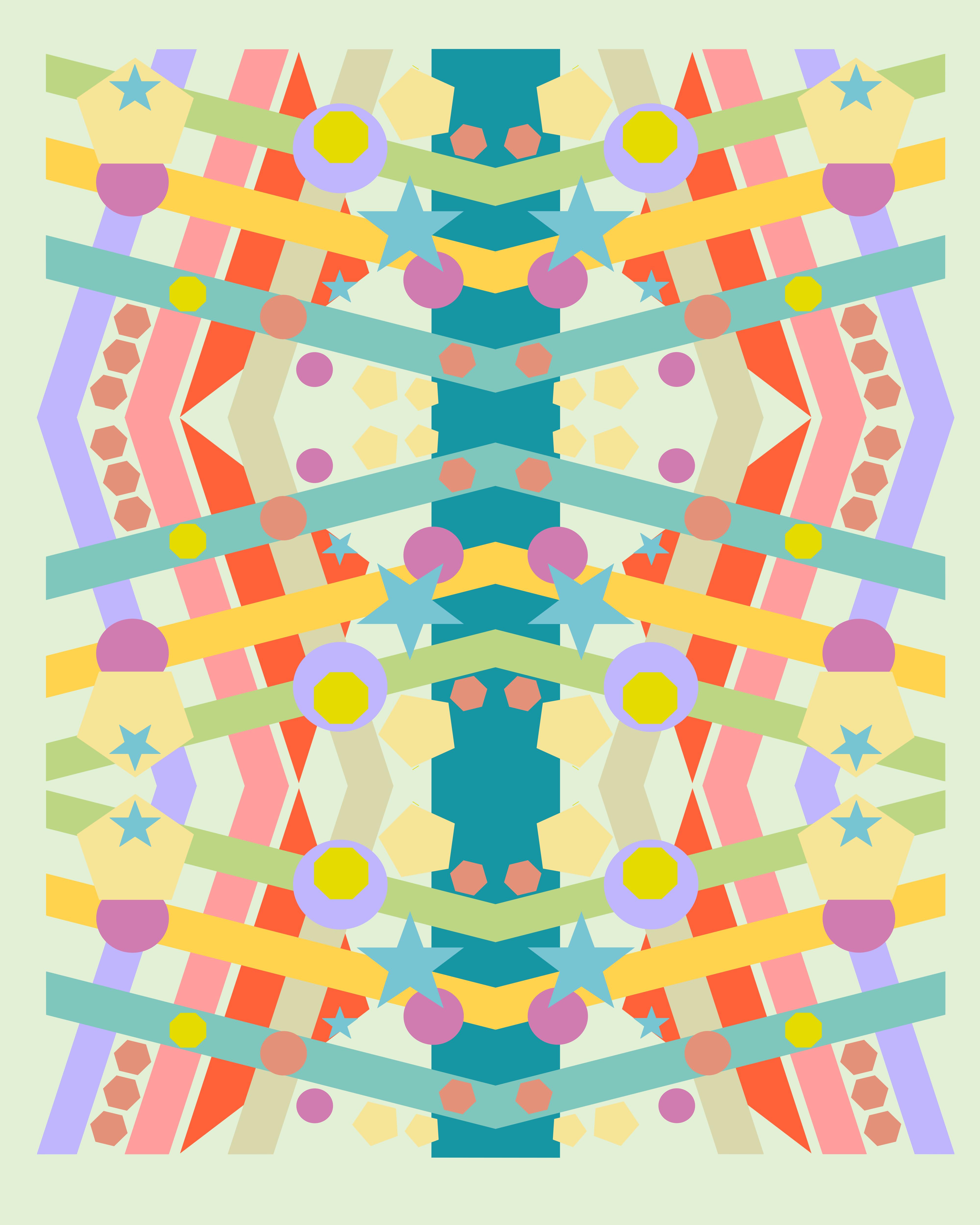 Color Love Print 6