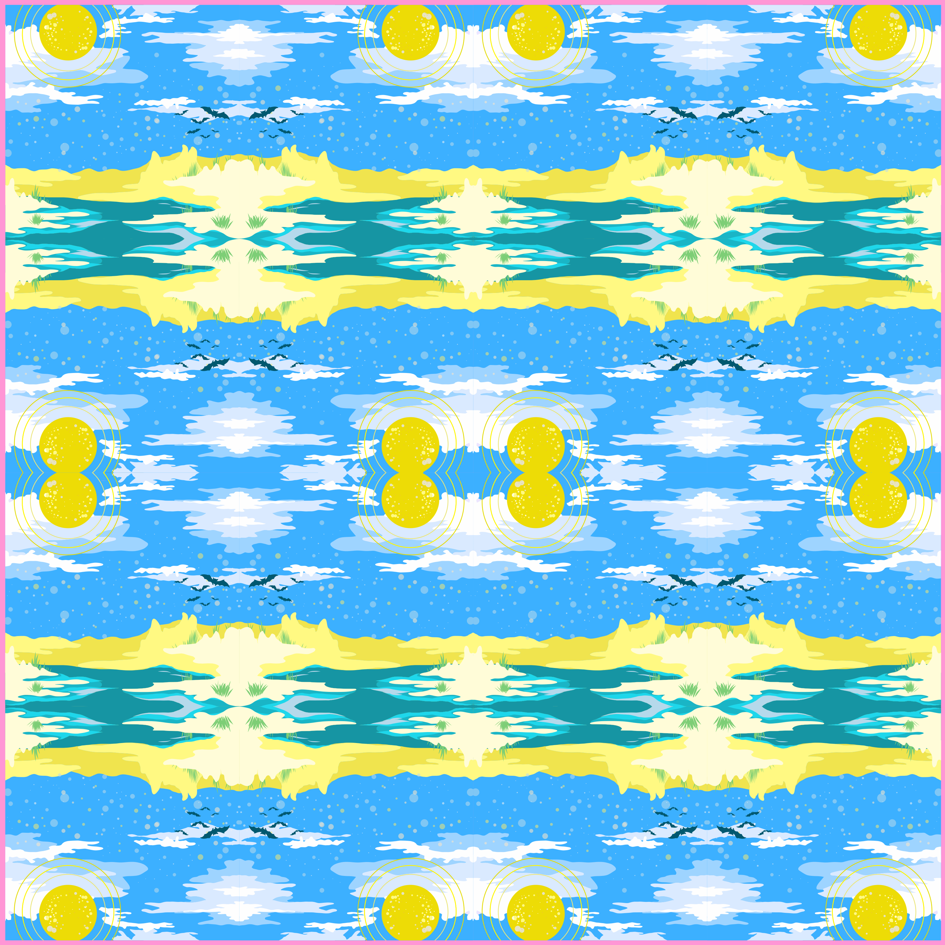 Sunshine Fabric