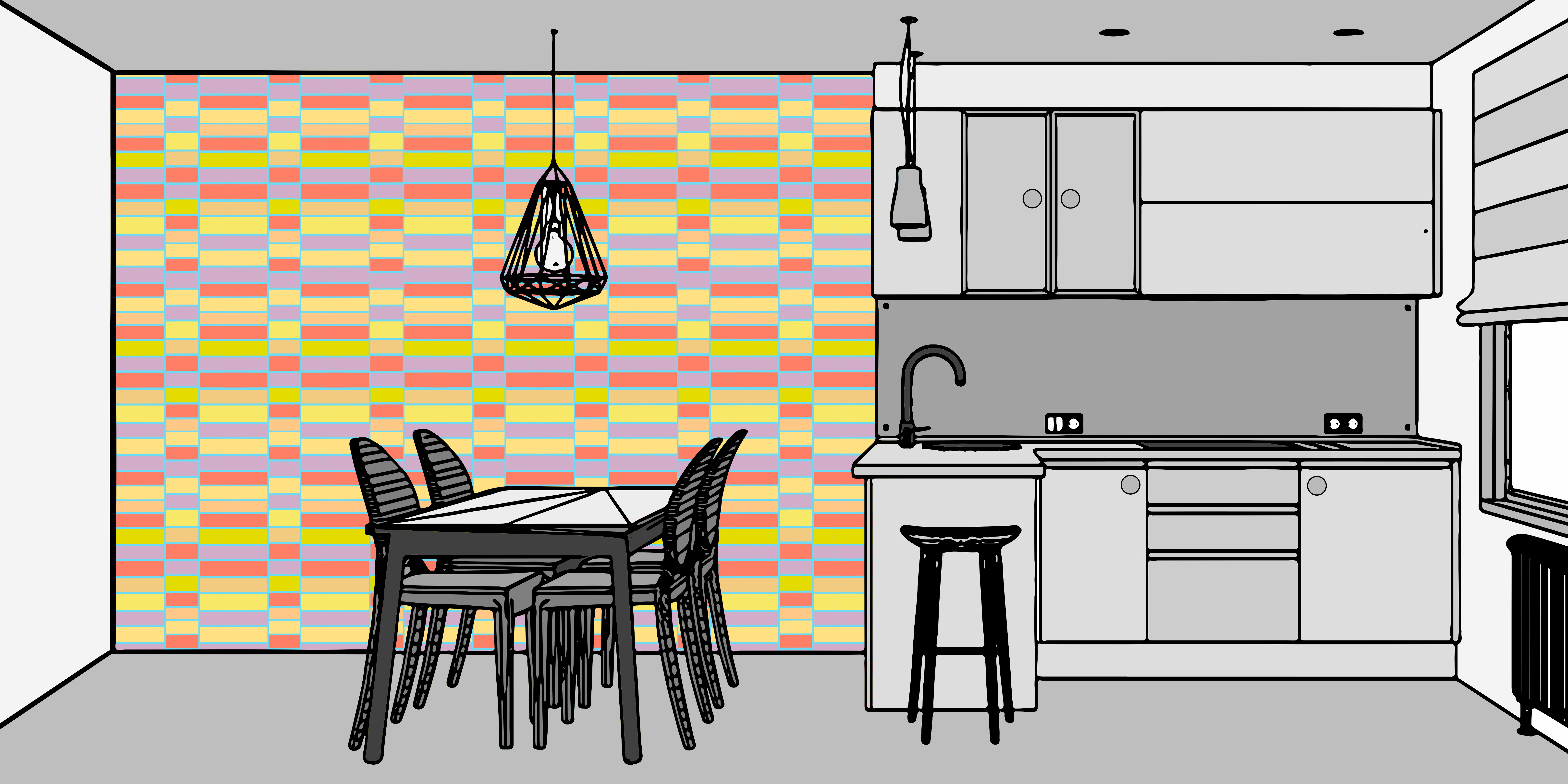 Wallpaper Rendering