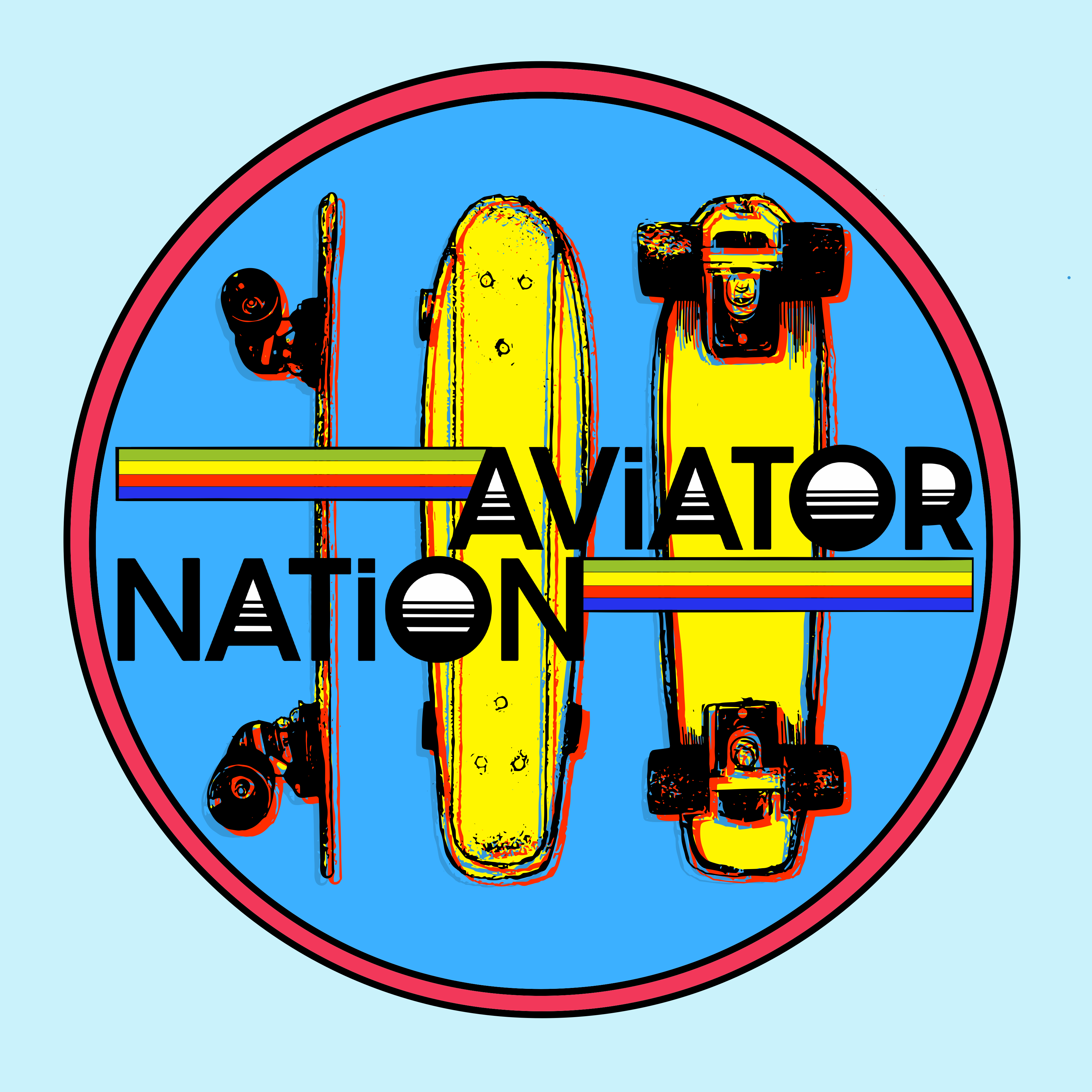 Aviator Nation Skates