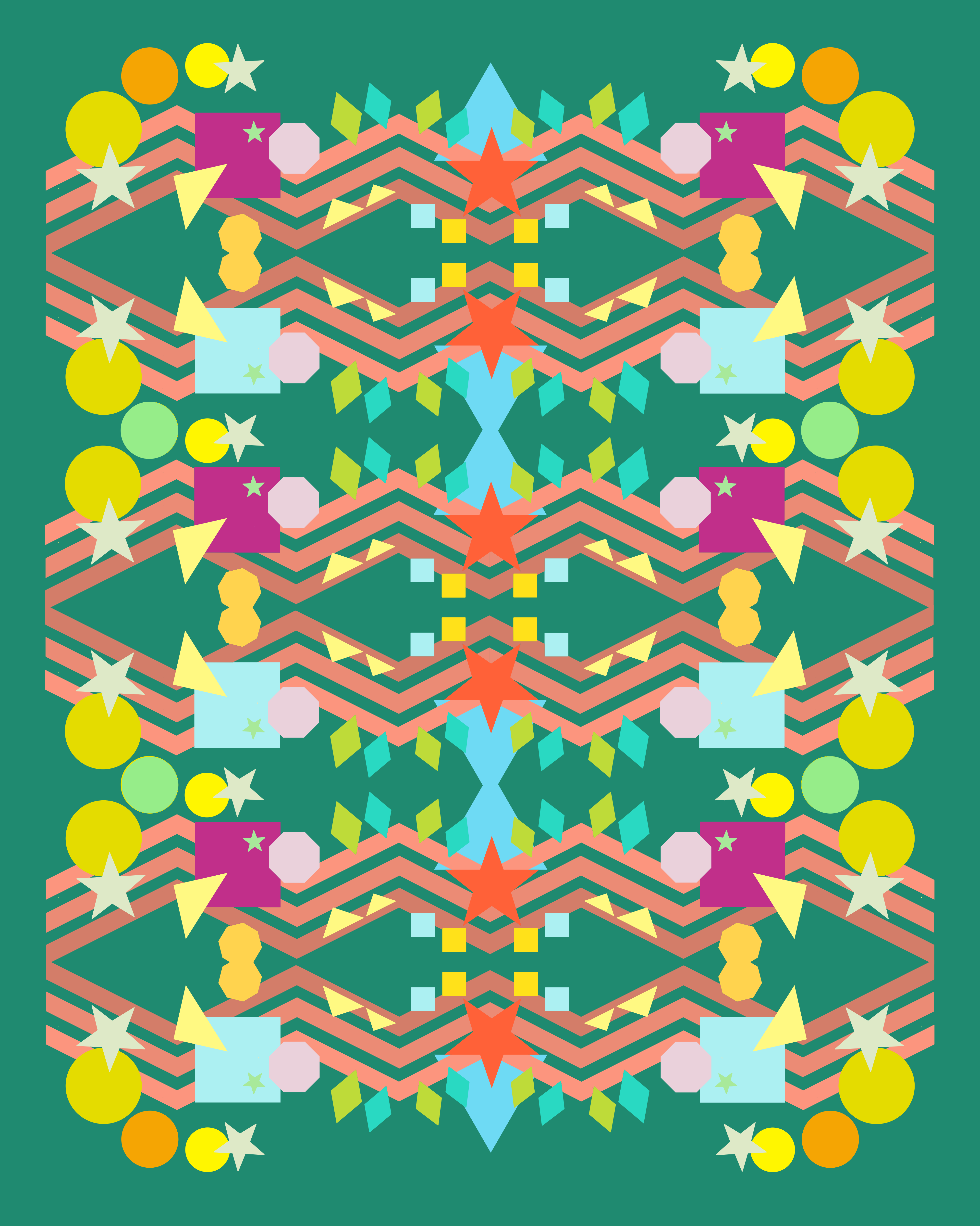 Color Love Print 2