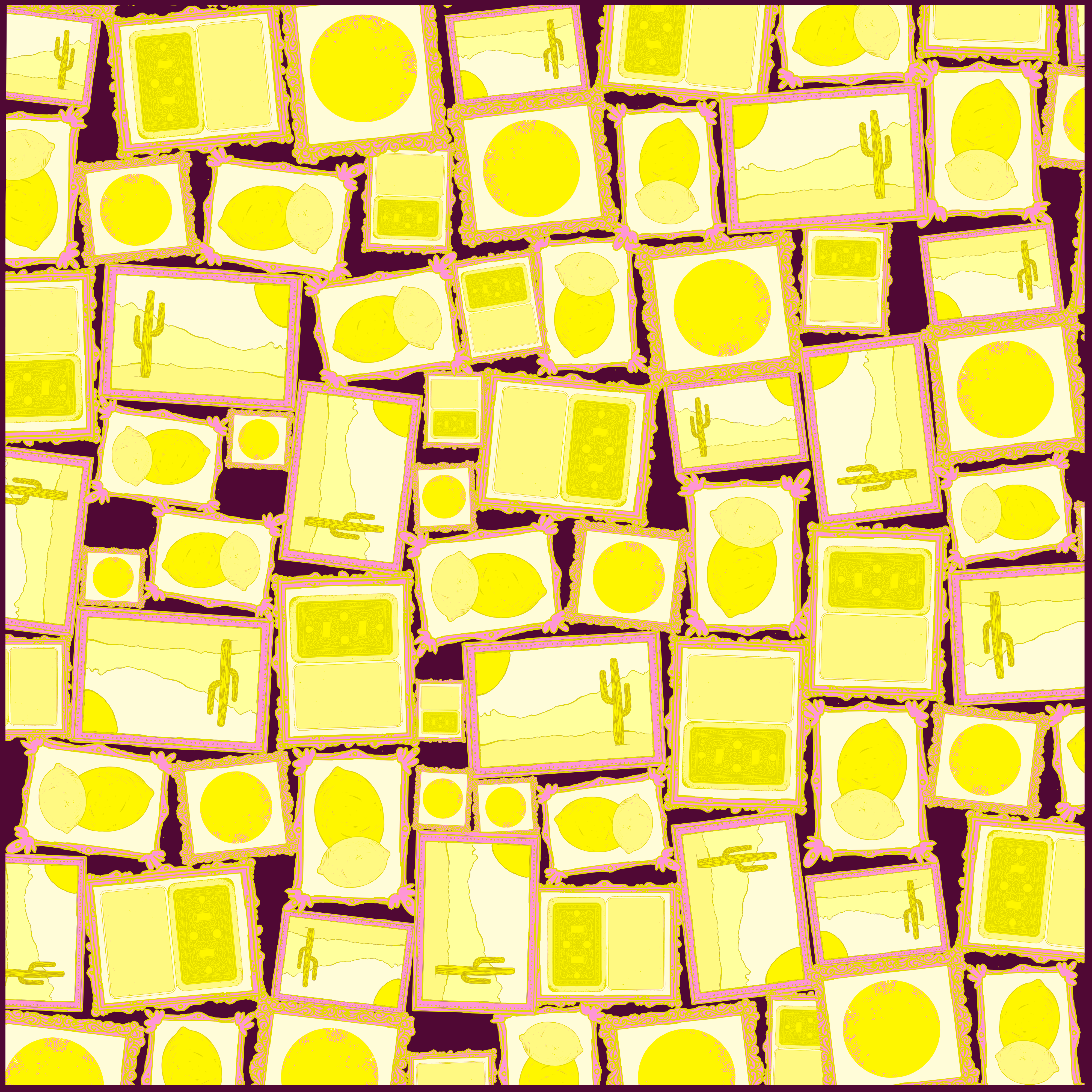 Frames Fabric