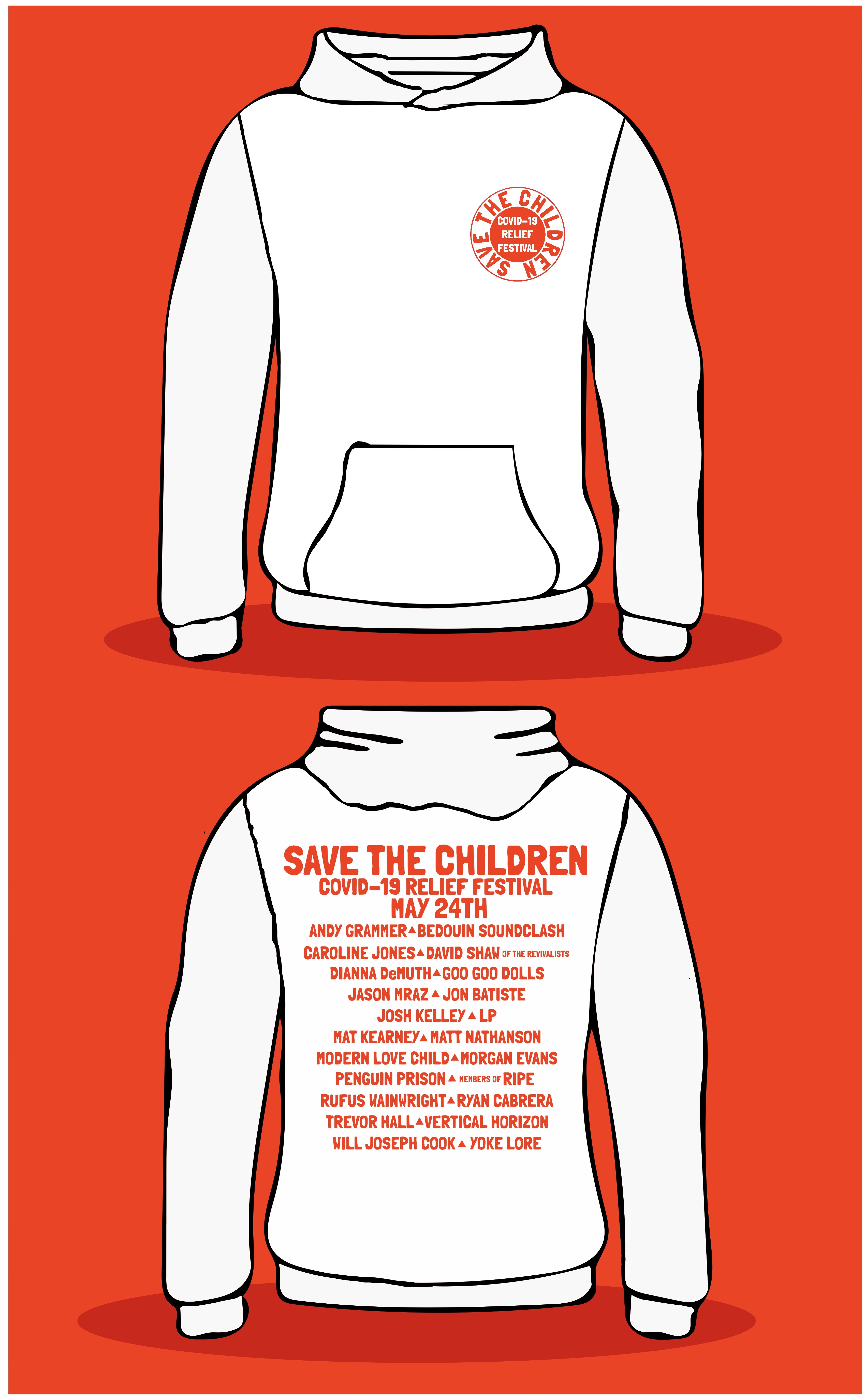 STC Campaign Hoodie