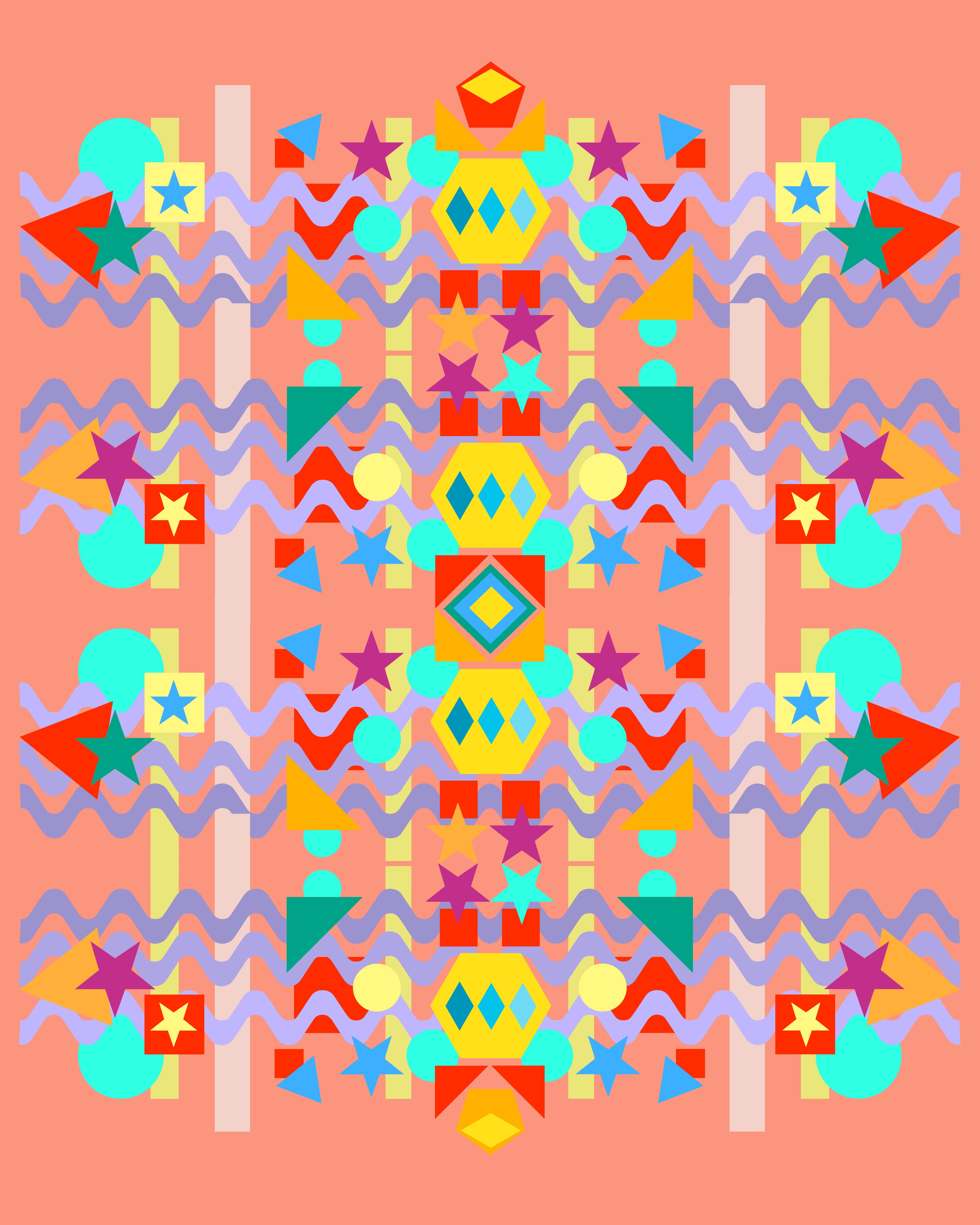 Color Love Print 5