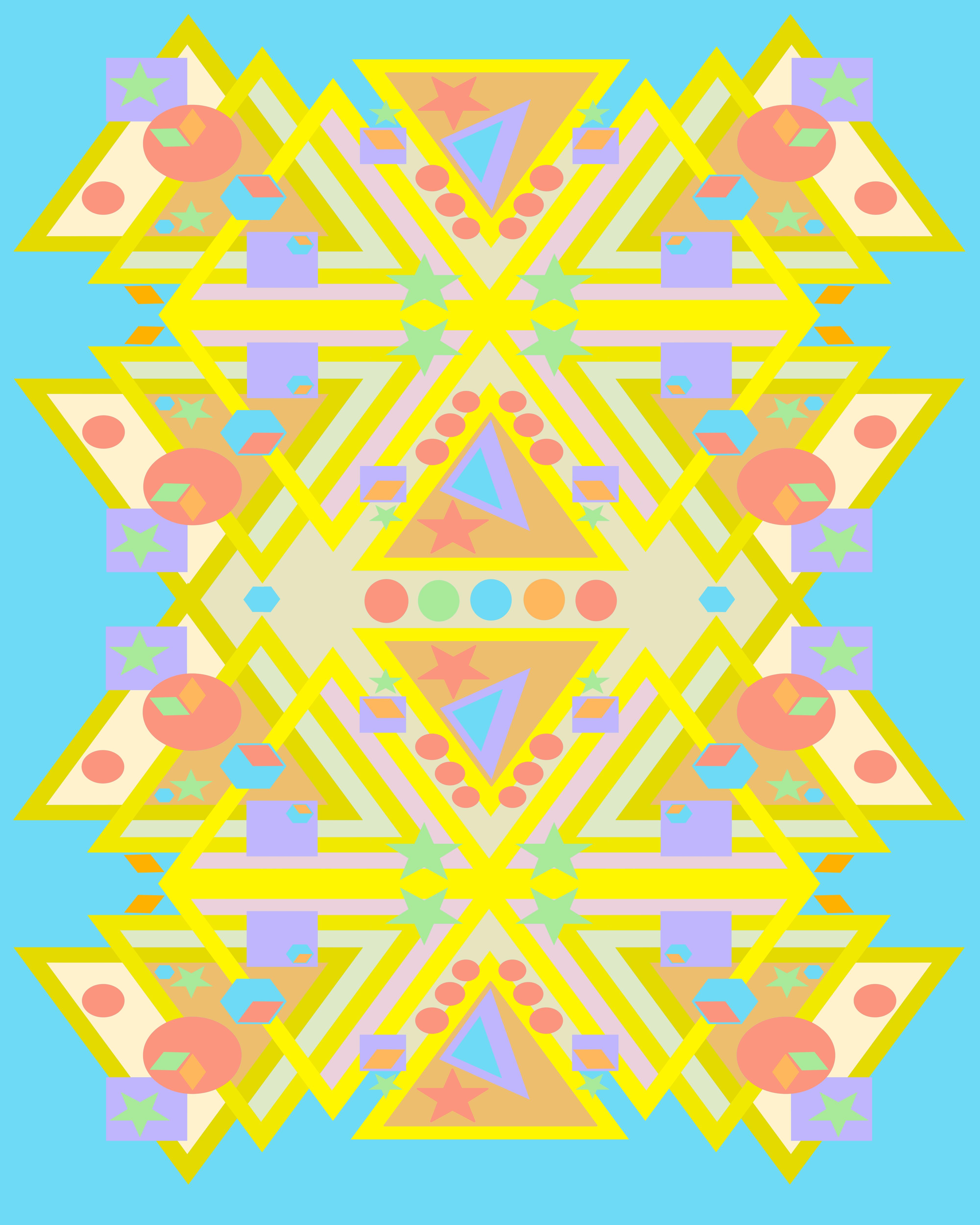 Color Love Print 4