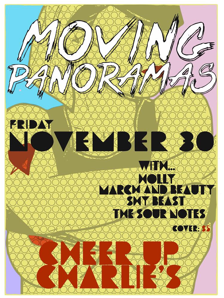 Moving Panoramas Poster