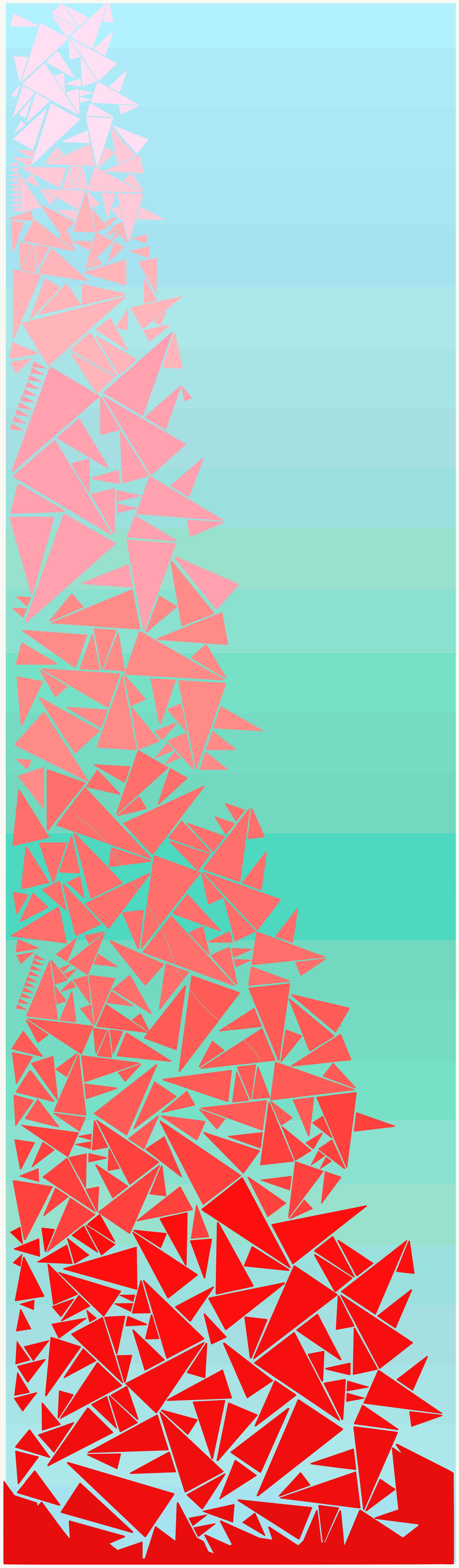 Triangle Love Wallpaper