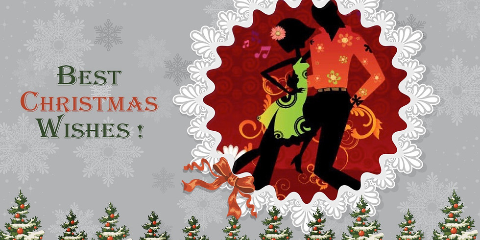 Christmas Party at the Rhythm of Salsa!