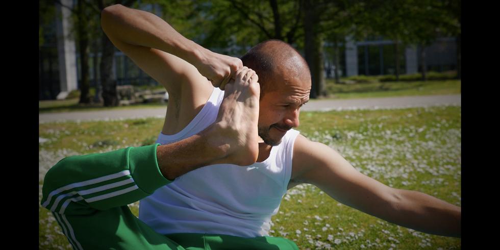 Body Training Master Class with Darwin Diaz
