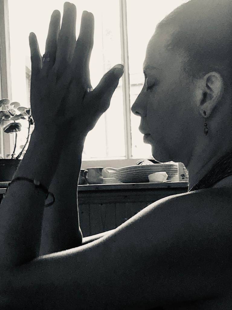 Power Vinyasa Yoga Face-to-Face