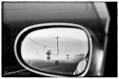 Forgotten - Wing Mirror Series