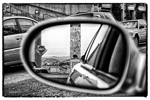 Untitled - Wing Mirror Series