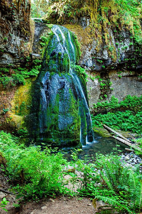Magical, Spirit Falls, Westfir, Oregon