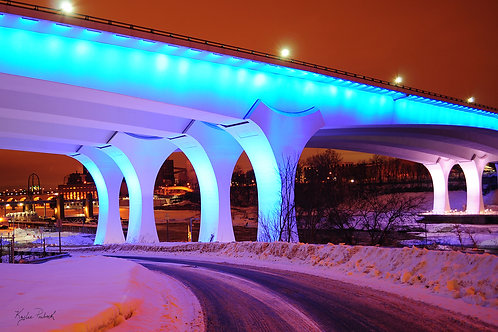 35W Bridge, Minneapolis, Minnesota