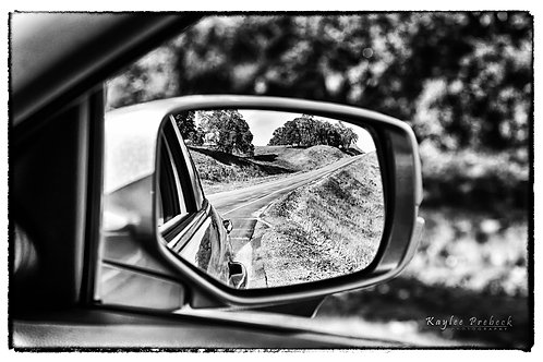 Valley - Wing Mirror Series