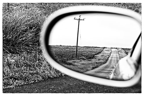 Long Road - Wing Mirror Series