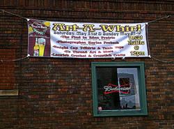 Art-A-Whirl Open Studios