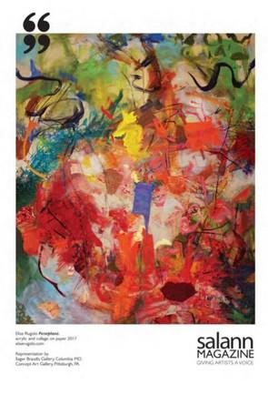 Salann Magazine, Giving Artist's A Voice