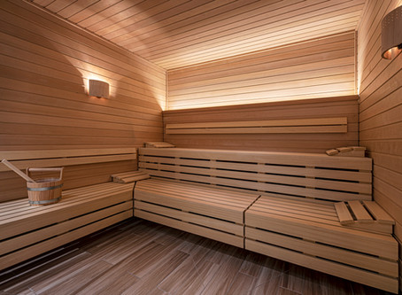 Dr. Berg's 8 Benefits of Using a Dry Sauna
