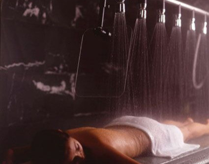 Specialty Hydrothermal Treatment Rooms, Equipment, Pools and Experience Showers
