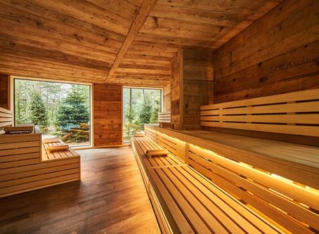 Popular Thermal Bathing Cabins