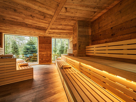 Popular Thermal Bathing Cabins