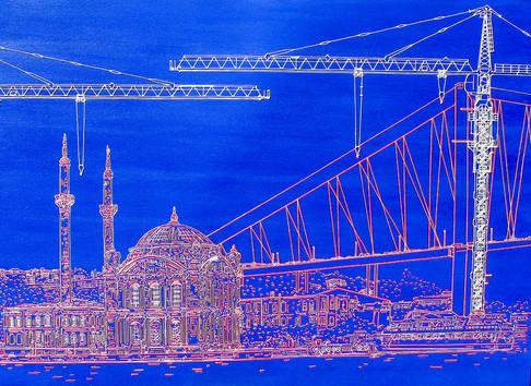 Mecidiye Mosque - Istanbul