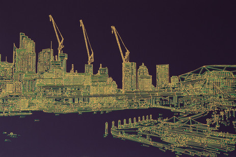 Darling Harbour Sydney Imax