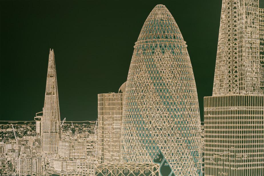 The Gherkin, London