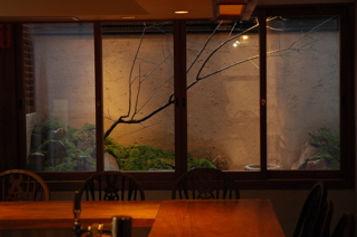 内儀家,かみや,木屋町,京都市役所前駅,焼き鳥,居酒屋,野菜料理,おばんざい,完熟赤山椒