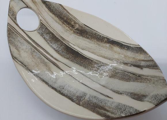 Marbled Tapas Dish