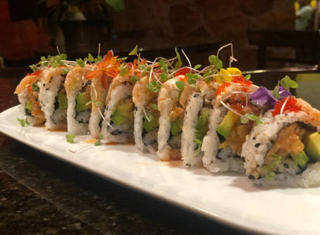 Spicy 🌶 Salmon Roll