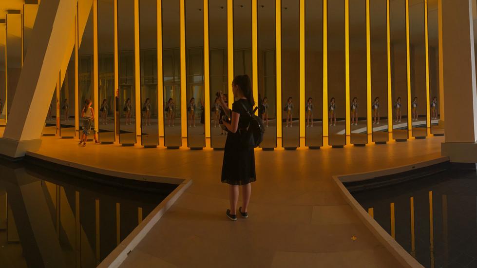 Fondation Louis Vuitton à Paris